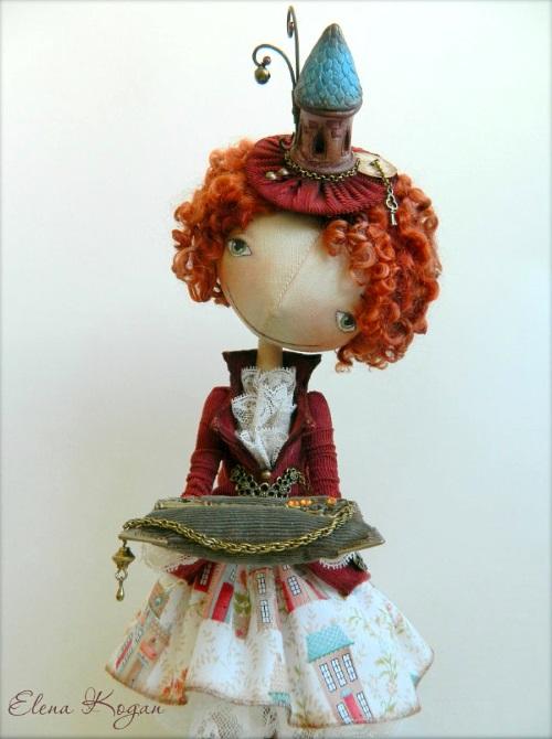 Елена Коган. Кукла Дженнифер в маленьком городе