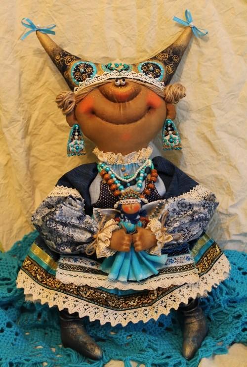 Кукла: Скоро Рождество Автор: Татьяна Козырева