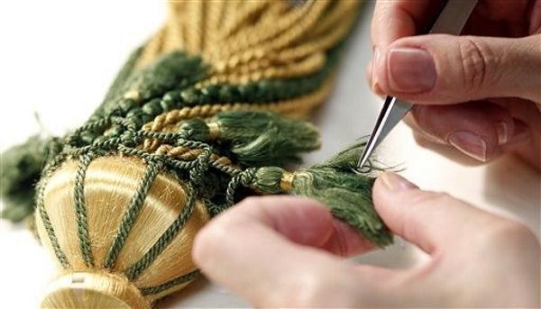 Знаменитое зеленое платье Скарлетт О`Хара