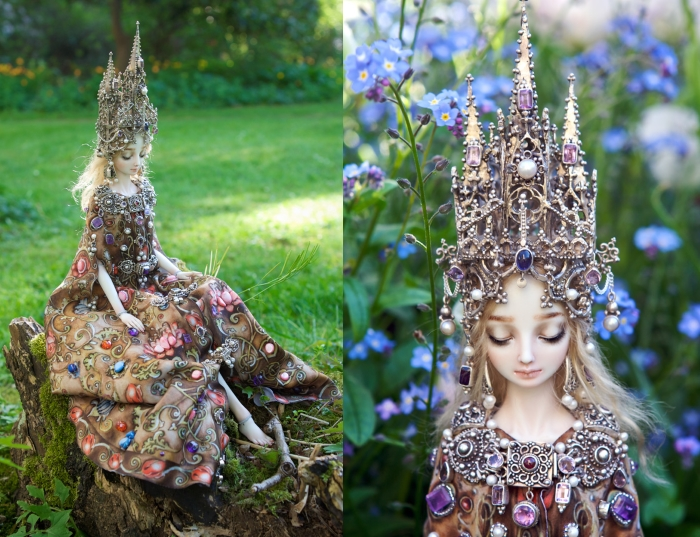 Enchanted Doll: Cathedral