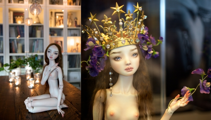 Enchanted Doll: Gloriana