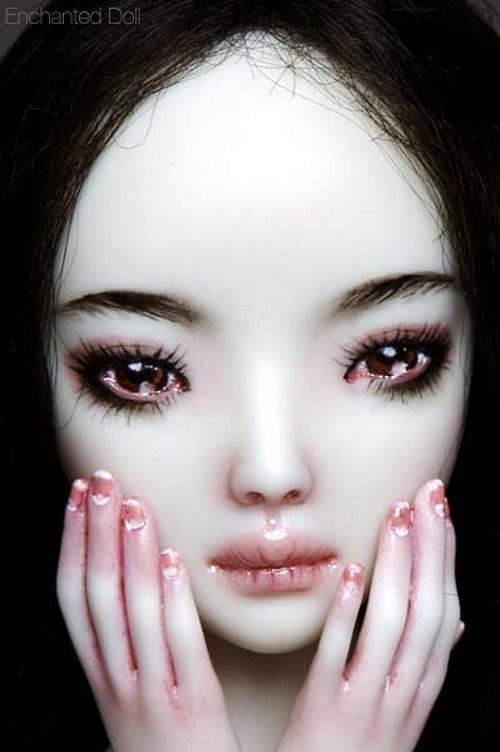 Марина бычкова, кукла Ruby