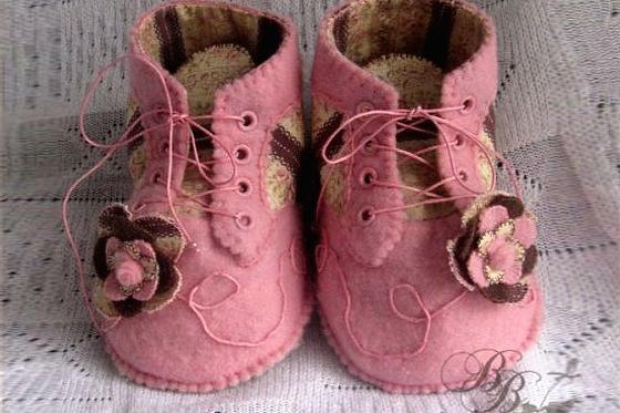 МК: ботиночки для куклы, сайт https://all-dolls.net