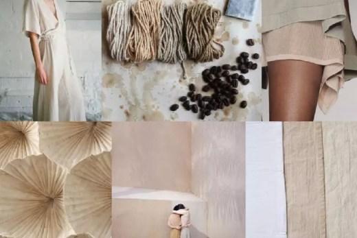 Паттерны от Pattern Curator/ Бежевая пастель