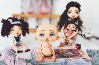 Куклы Юлии Подколзиной