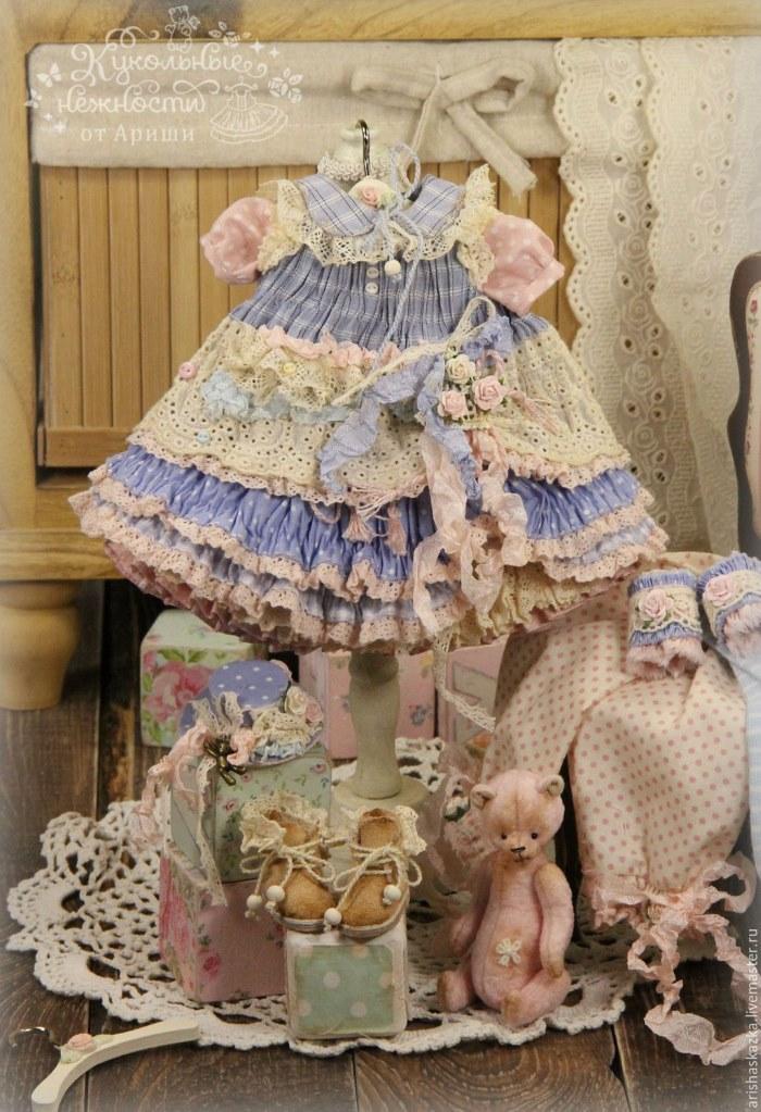 одежда для кукол от Ариши