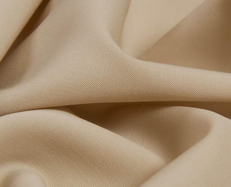Итальянская костюмная ткань телесная, нюдовая