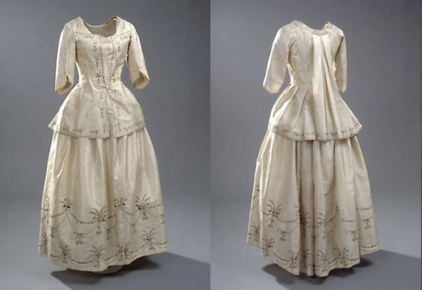 платья викторианской эпохи