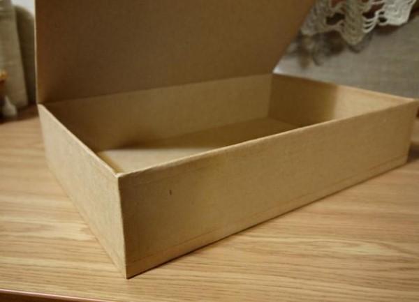 эко-коробка для куклы