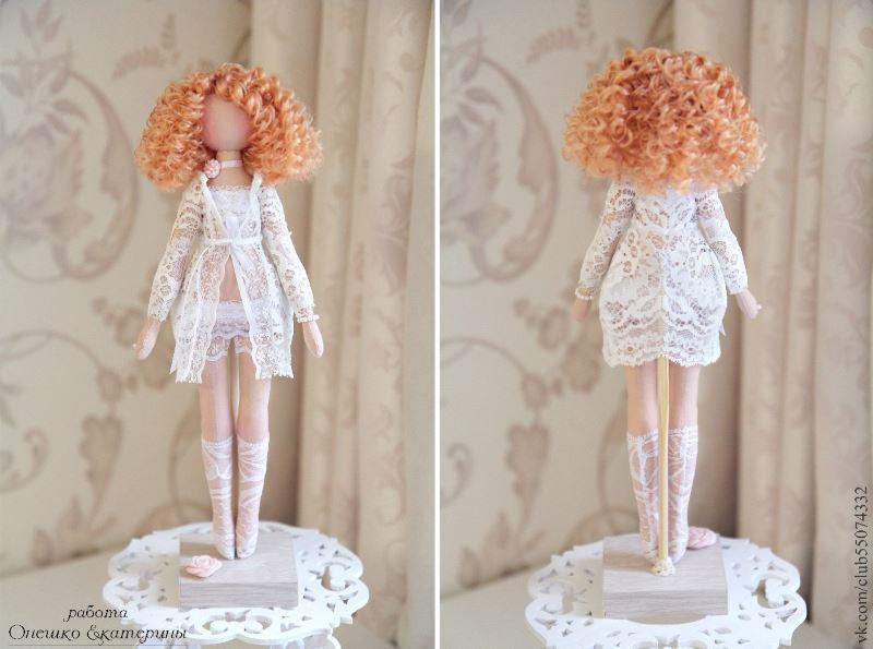 Куклы Онешко Екатерины