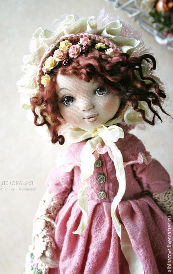 Куклы ALBINAToys