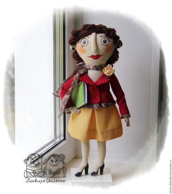 необычные куклы с юмором в подарок