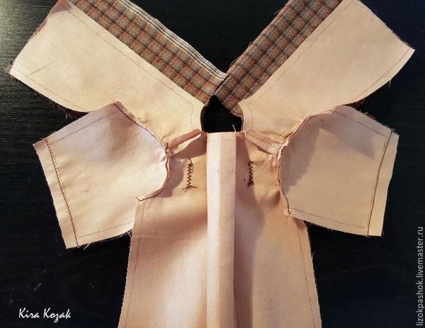 как сшить пальто с подкладкой