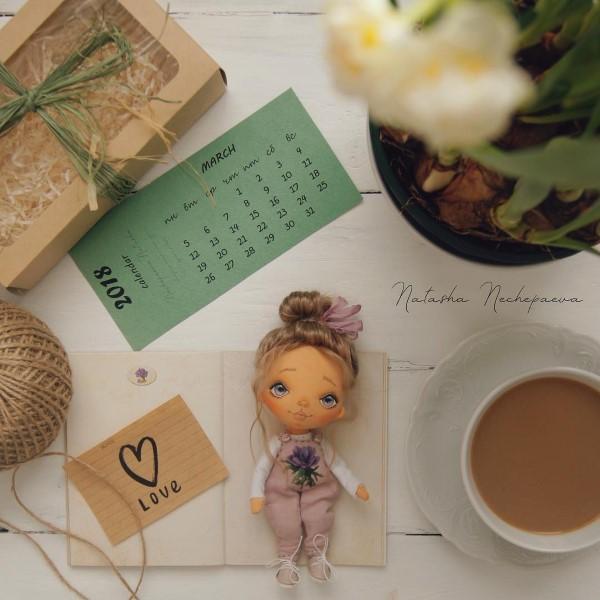 куколки Натальи Нечепаевой