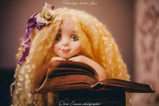 Куклы от Агнии