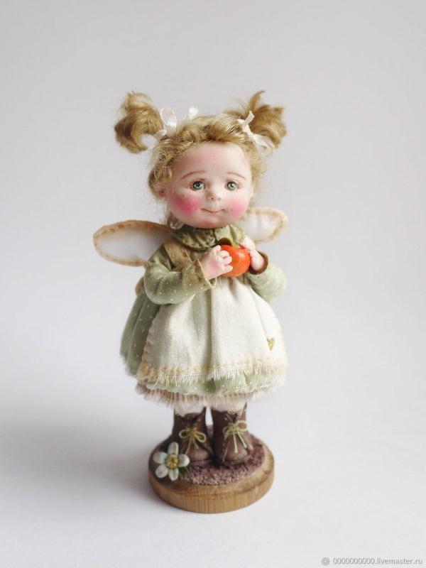 кукла Ксении Артюшенковой