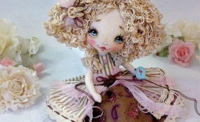 Куклы Татьяны Ивановой