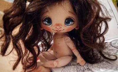 Куклы Ирины Плотниковой
