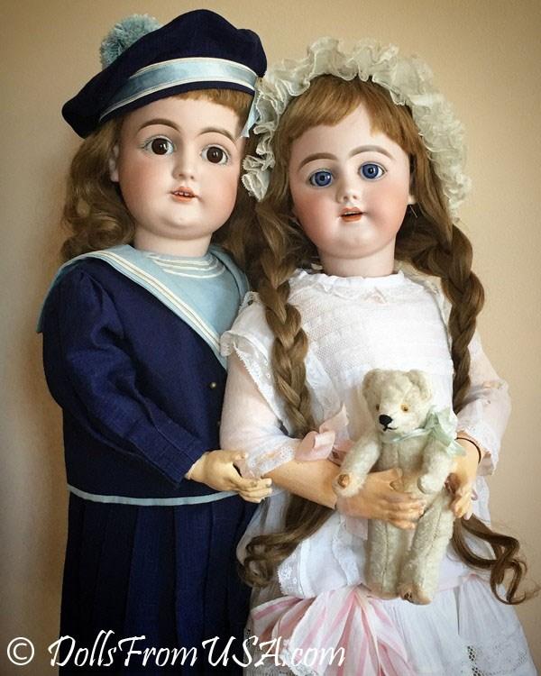 куклы Алены Шабала
