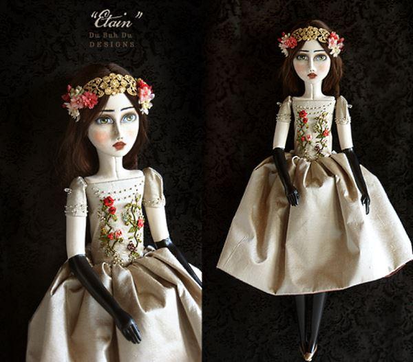 куклы Кристины Альварадо