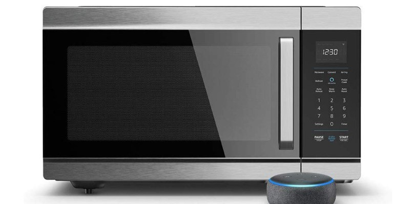 Forno a microonde smart