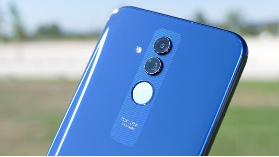 Fotocamera Huawei Mate 20 Lite