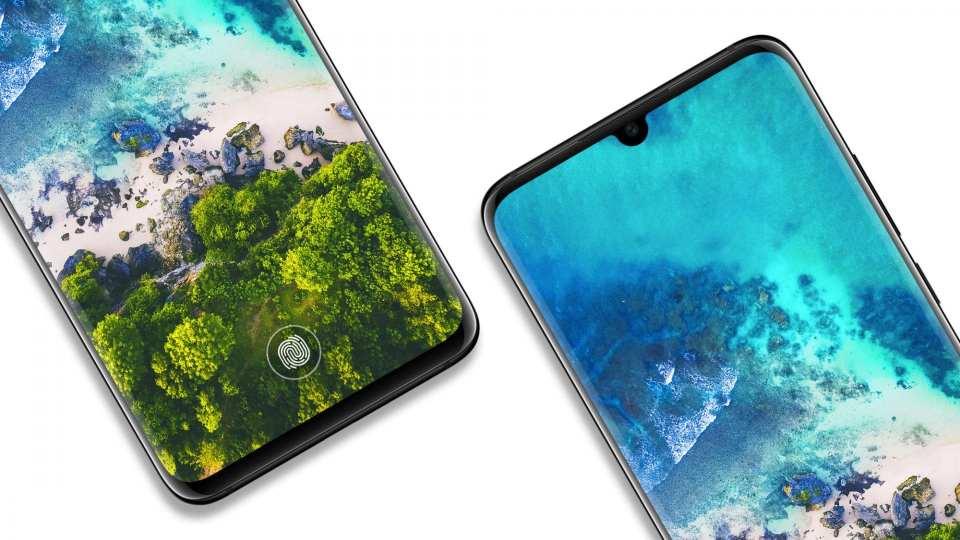 Display Huawei P30