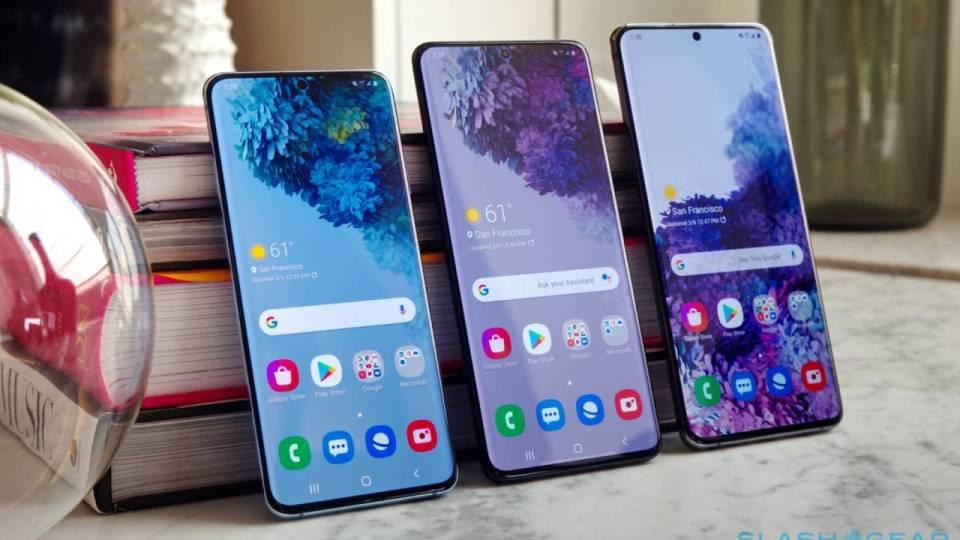 Display Samsung Galaxy S20