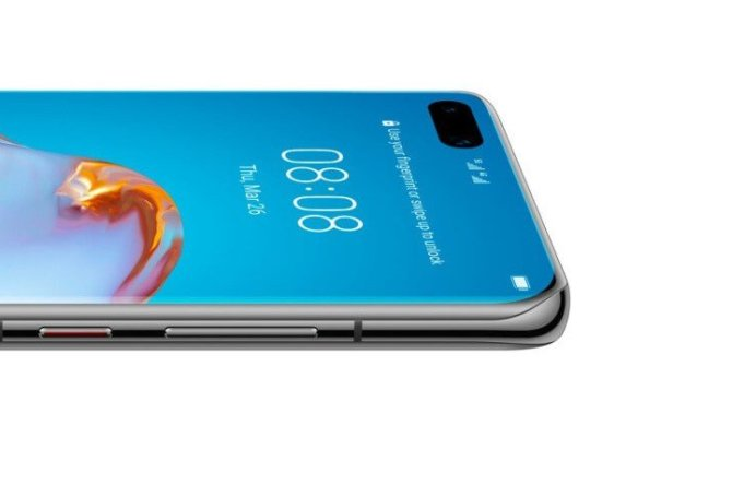Display Huawei P40