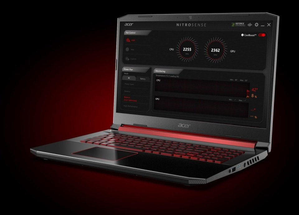 Display Acer Nitro 5