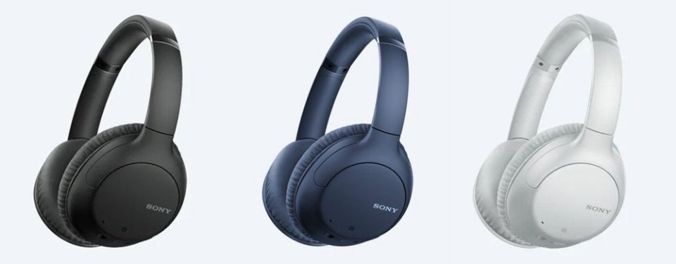 Colori Sony WH-CH710N