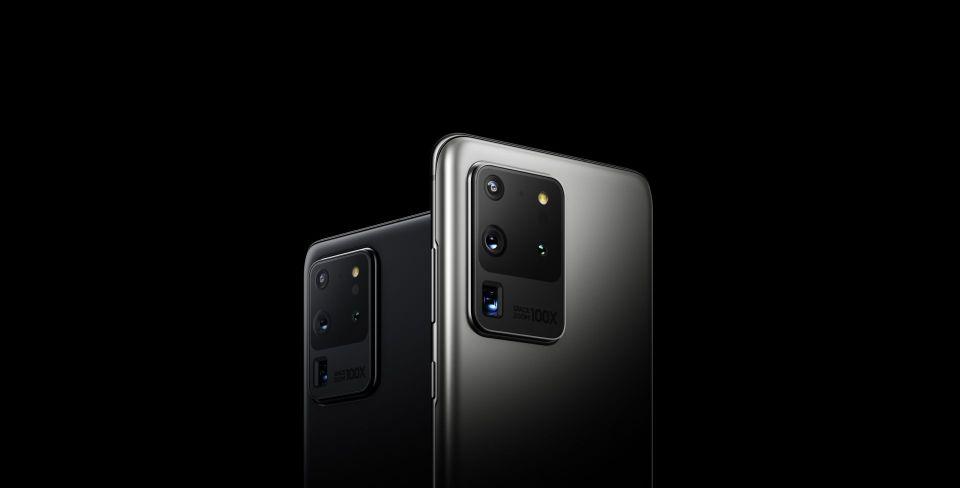 Apple iPhone 12 Pro Max VS Samsung Galaxy S20 Ultra 5G