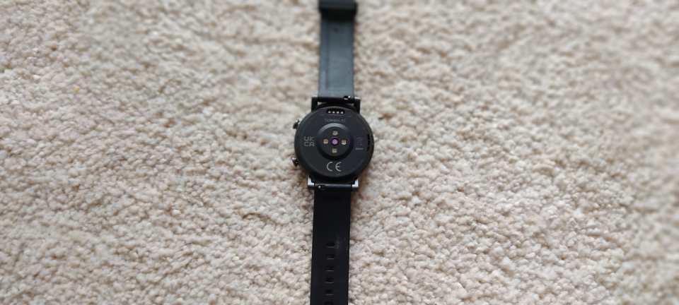 Ticwatch E3 sensori