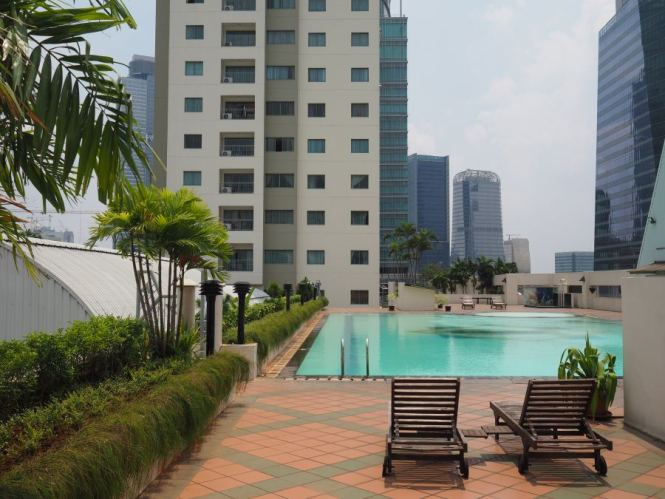 Or Ambassador Is A Midscale Residential Tower Located Just Above The Mall Ambasador In South Jakarta Be Careful There Another Nearby