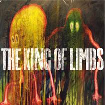 radiohead album details the king of limbs