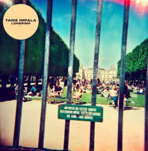 Tame Impala - Lonerism cover