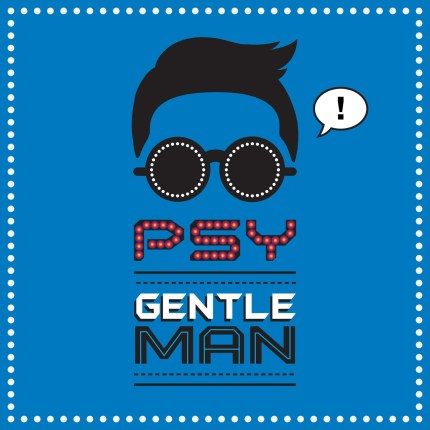 Psy Gentleman single