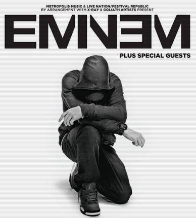 Eminem Wembley tickets