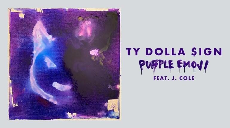 purple emoji