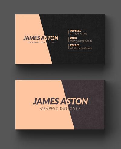 дизайн визиток 2019 2