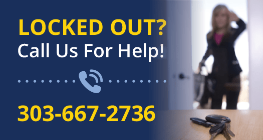 Locked out? Call for help!