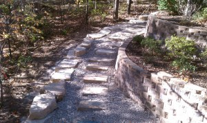 retaining walls installation in st louis