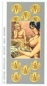 10 Монет Таро Декамерон