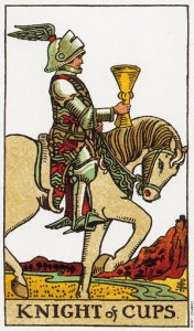 Трактовка карты Таро Рыцарь Кубков