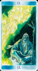 Поиск духовности Таро Шаманов