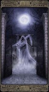 13-Смерть-Таро-Призраков-Старший-Аркан