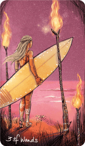 LightSeers-3-of-Wands-Tarot-Meaning Таро Светлого Провидца
