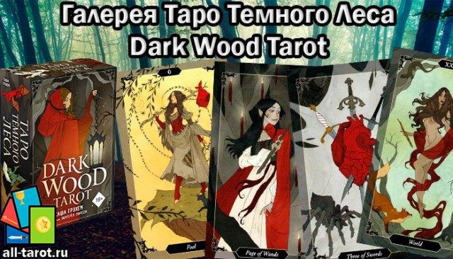 Галерея-таро-темного-леса