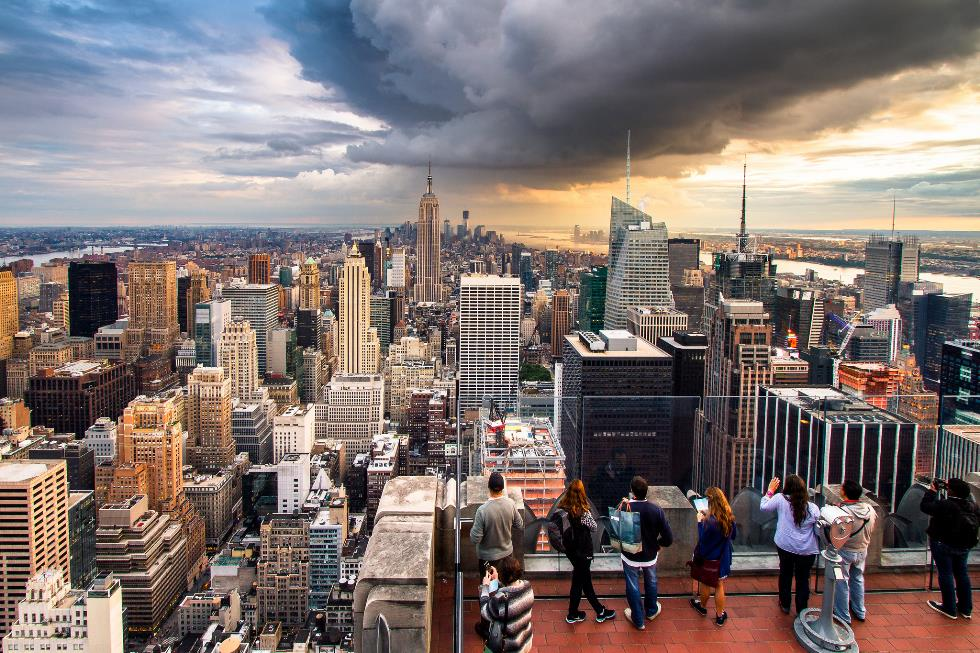 incredible photographs new york manhattan buildings 25 Incredible Photographs Of New York City