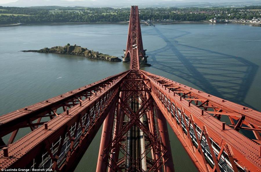 Lucinda Grange Scotland Bridge